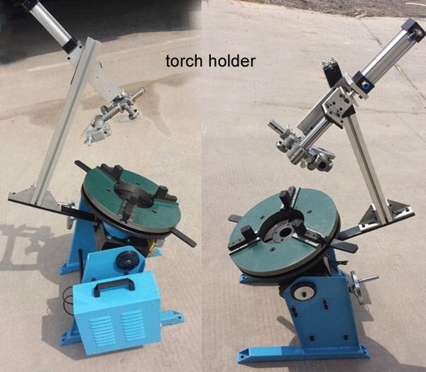 Cylinder Stroke Torch Holder Length 600mm 50mm/100mm Optional (only Torch Hoder,not Include Welding Positioner)