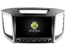 NAVIRIDER Eight Core 4GB RAM Android 6.0.1 car multimedia player for HYUNDAI ix25 car dvd gps BT radio stereo USB