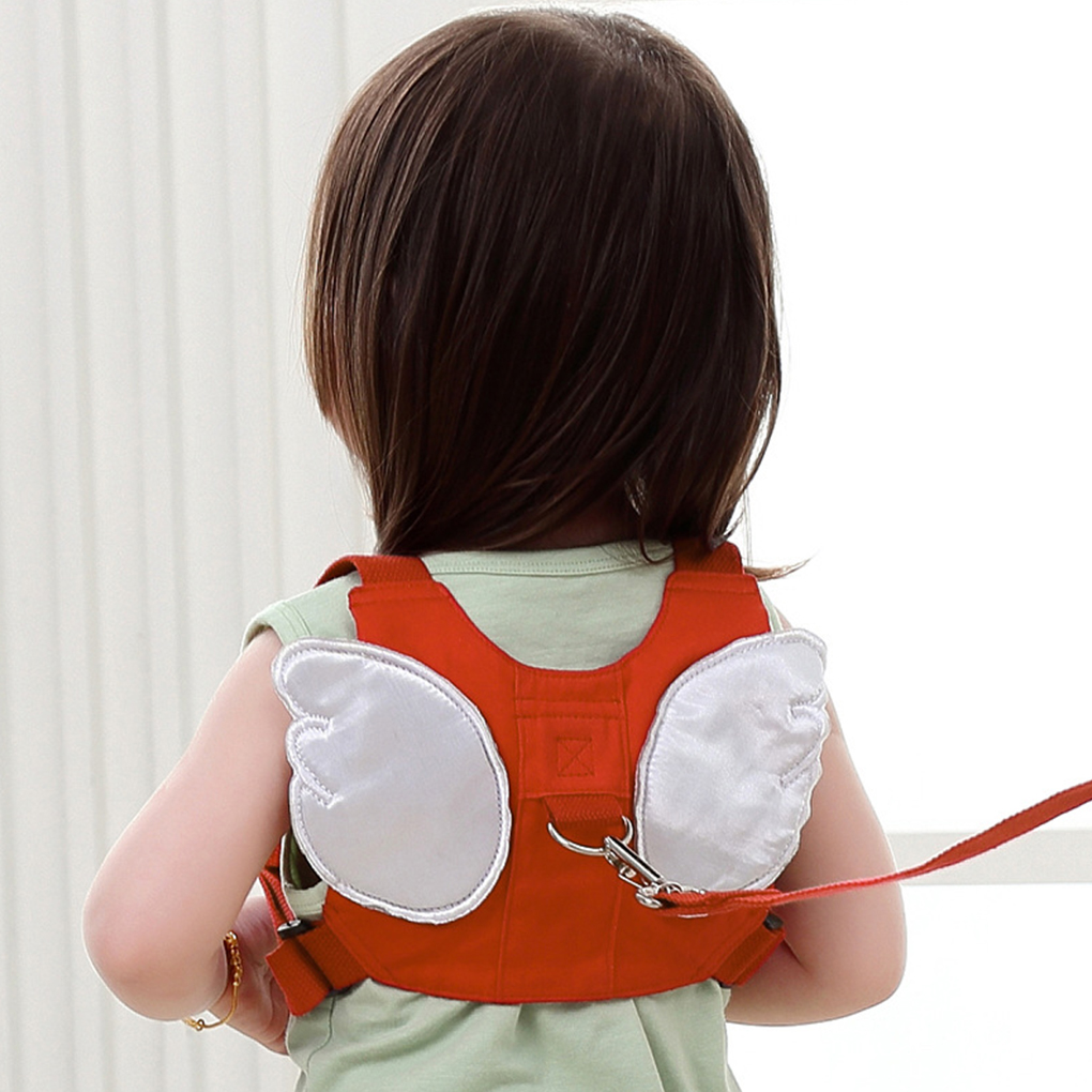 Cute Angel Style Children Safe String Cord Traction Rope Anti Lost Baby Children Safety Belt Kids Safety Harness Strap ToddlerCute Angel Style Children Safe String Cord Traction Rope Anti Lost Baby Children Safety Belt Kids Safety Harness Strap Toddler