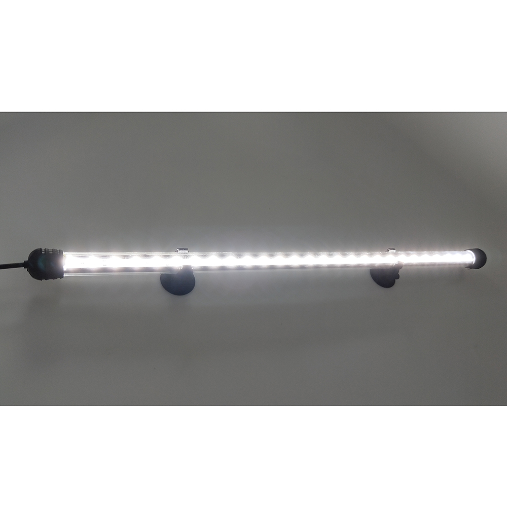 Led Lamps Led Underwater Lights Professional Ac110-240v 5.4w 27 Led Submersible Aquarium Lamp Ip68 Waterproof White Light Smd5050 For Aquarium Pool We Take Customers As Our Gods
