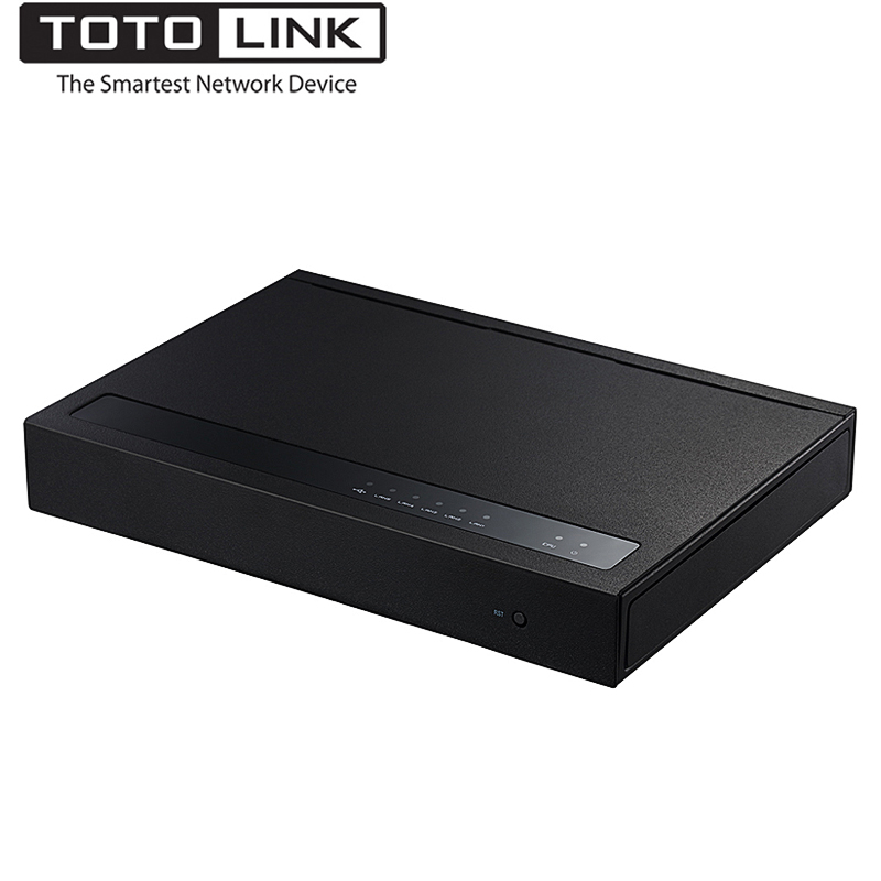 TOTOLINK AC500 5 Ports Wireless LAN Controller AP Auto Discovery, AP AC Management, AP Isolation for Multiple WiFi Networks цена