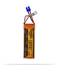 You&me  Grade A cell Li-polymer battery 7.4V 2700MAH 2S for RC toys RC car helicopter