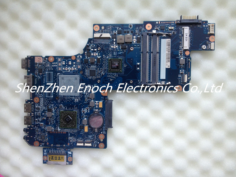 H000043630 For Toshiba Satellite C875D L875D Laptop Motherboard Integraated EME450