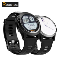 Men Women Smartwatch Phone Book WIFI GPS Android Bluetooth Heart Rate Monitor Sleep IP68 Waterproof Smart