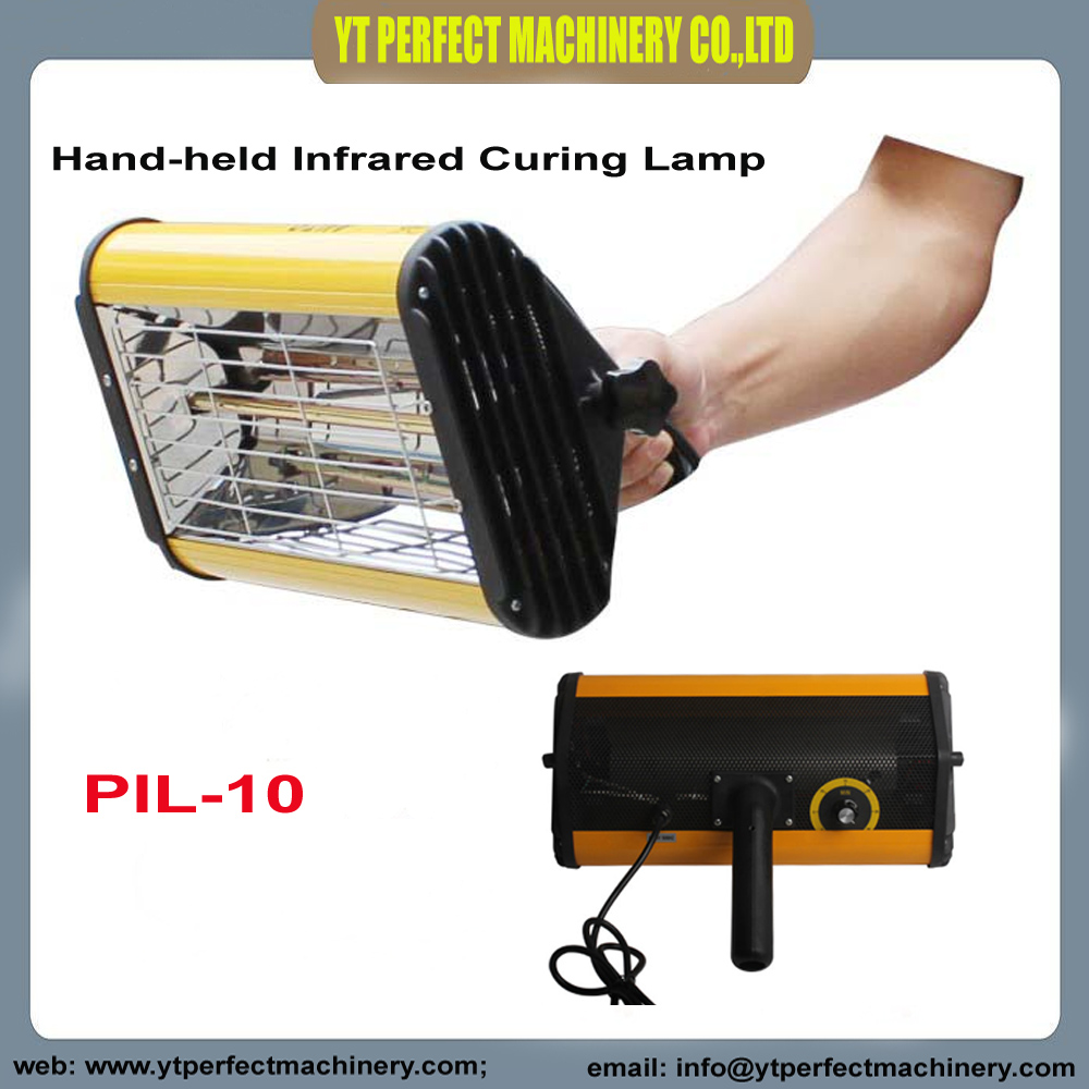 Pil 10 Hand Held Infrared Paint Drying Lamps Curing Lamps