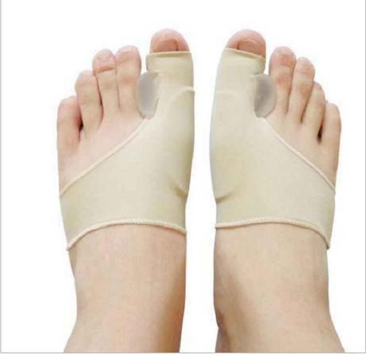 Socks Big Toe Hallux Valgus Corrector Orthotics Feet Care Bone Thumb Adjuster Correction Pedicure Bunion Straightener wh ...