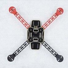 High-strength ultralight White Red Black F330 Quadcopter frame Kit RC FPV F330 Drone Frame Kit PCB chassis Support KK MK MWC UAV