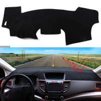 Car Dashboard Avoid Light Pad Instrument Platform Desk Cover Mats Carpets Auto Accessories For Toyota RAV4