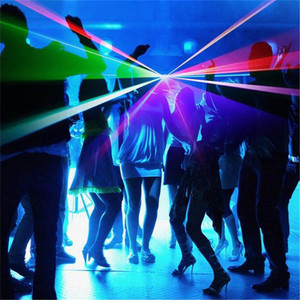 Image 5 - ALIEN Remote RGB 400mw DMX512 Laser Line Scanner Stage Lighting Effect Projector Light DJ Dance Bar Xmas Party Disco Show Lights