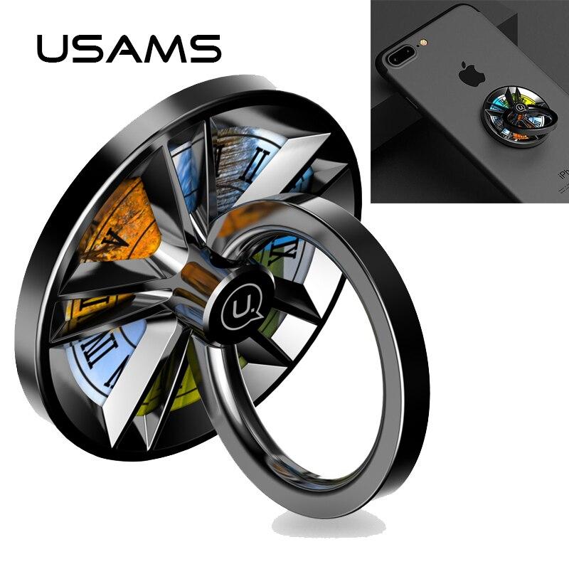 Finger Ring Holder USAMS Spinner Stand Cell Phone Grip