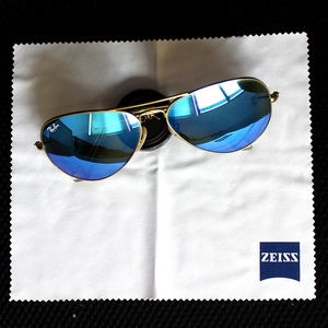 Image 4 - Zeiss Professional Microfiber Cloth for Lens Cleaning Cloth Eyeglass Lens Sunglasses Camera Lens Cell Phone Laptop Pack of 3