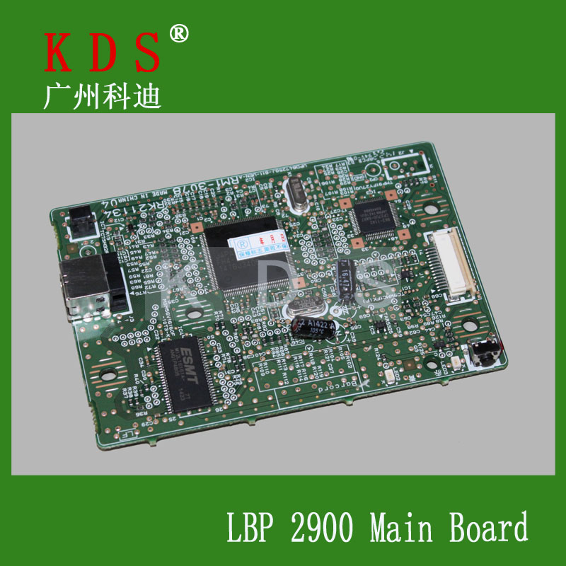 1 pcs/lot printer spare parts Formatter Board for HP 2900 Mother Board laserjet parts Main board in china