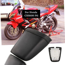 For Honda CBR600 F4i 2001-2010 Rear Seat Cover Cushion Leather Pillow CBR600F Motorcycle Passenger
