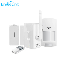 Оригинальный Broadlink S1 S1C комплект домашней автоматизации Системы Охранная сигнализация детектор smartone двери Сенсор Дистанционное управление IOS Android