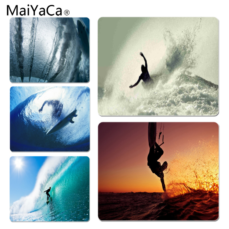 MaiYaCa Beautiful Anime Extreme sport gamer play mats Mousepad Size for 18x22cm 25x29cm Small Mousepad