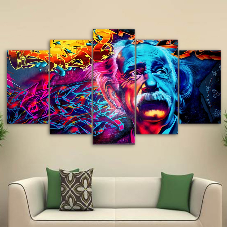 modern canvas pictures wall art frame home decor hd. Black Bedroom Furniture Sets. Home Design Ideas