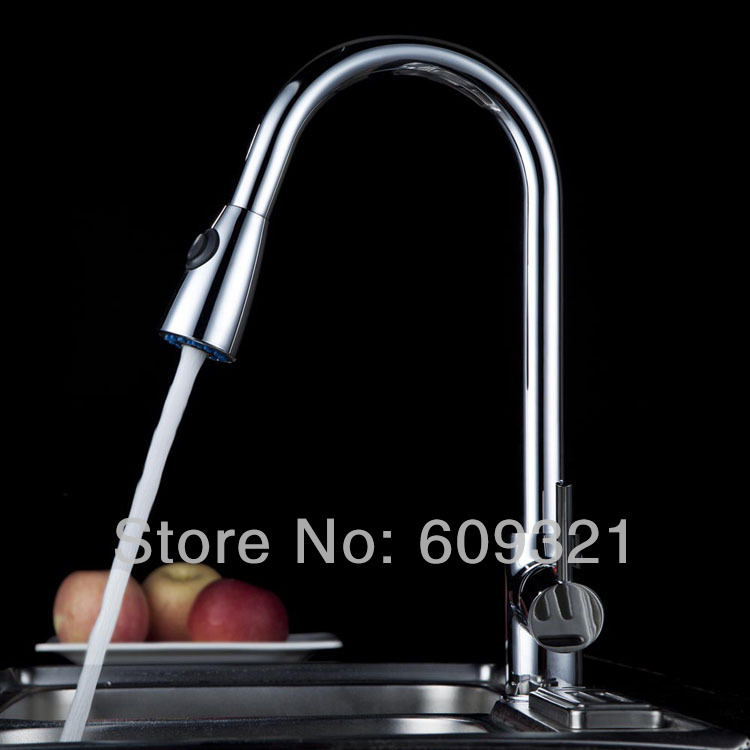 Superfaucet Freeshipping Copper Pull Out Faucet Pull Out Kitchen Faucet Mixer Kitchen Sink Tap Faucet Kitchen