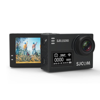Original SJCAM SJ6 LEGEND 4K CMOS 2 0inch Touch Screen Novatek 96660 Remote Control International Edition
