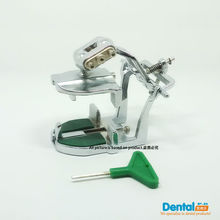 New Dental Adjustable Dental Teeth Articulator for dental Lab Dentist Lab Equipment High Quality Global Free Shipping high quality new lingual finishers the tongue side of the mill dentist lab equipment