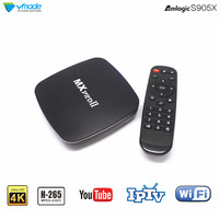 Vmade Android 5.1 1+8GB Smart TV BOX Amlogic S905 Quad Core WiFi 802.11 Media Player Set top box Support Google Netflix IPTV