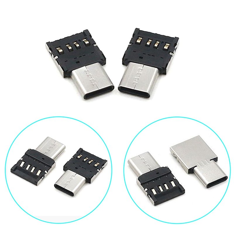 Memory Cards & Ssd Micro Usb Otg 2.0 Hug Converter Type-c Otg Adapter For Android Phone For Samsung Cable Card Reader Flash Drive Otg Cable Reader In Pain Card Readers