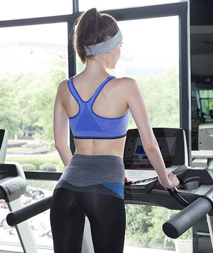B.BANG Women's Bras Zipper Front Push Up Bra Shakeproof Intimate Crop Top Seamless Underwear Free Shipping 8