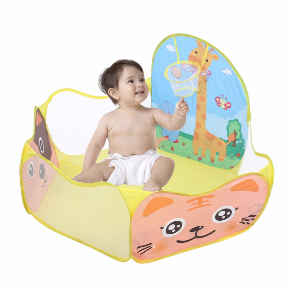 1 pc 120 120cm Colorful Kids Baby Toy Tent Ocean Ball Pool Game Play Tents Outdoor