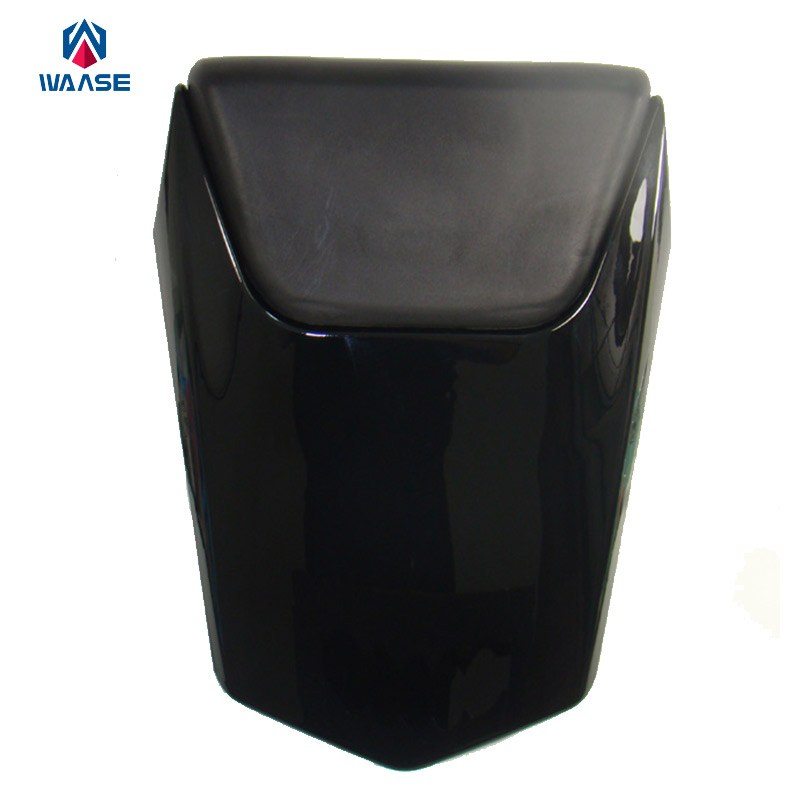 Motorcycle Parts Rear Seat Cover Tail Section Fairing Cowl Black For 2000 2001 Yamaha YZF R1 Motorcycle Accessories