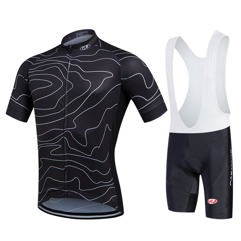 FASTCUTE Jonasan 2017 Quick Dry Cycling Jersey Summer Mountain Bicycle Short Clothing Ropa Maillot Ciclismo Bike Clothes Set breathable quick dry bike ropa ciclismo skintight short sleeve cycling jersey clothes gel pad bicycle cycling clothing