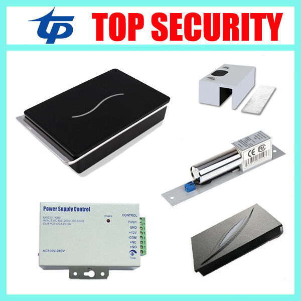 Hot sale scr100 access control system door controller with 12V3A power supply , electric lock and RFID card reader,bracket hot sale automatic rfid card ticket vending issuing machine for intelligent parking system