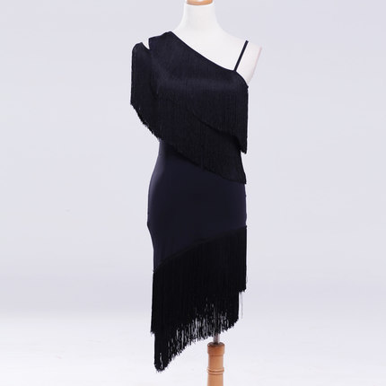 Adult/woman Latin Dance Dress Women Lady Cha Cha/Rumba/Samba/Tango/Ballroom Dance Skirt Vestido De Baile Latino Free shipping