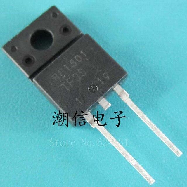 10pcs/lot RF1501 TO-220F RF1501TF3S TO220F-2 TO-220 New Original In Stock