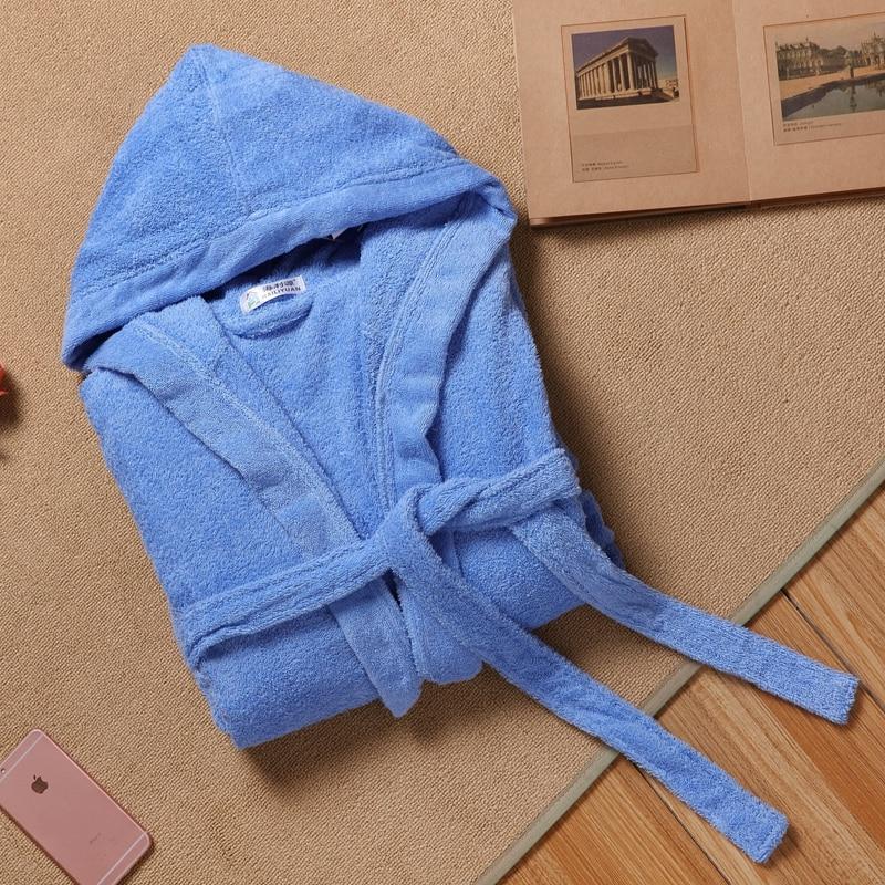 Bathrobe Men Cotton Towel Fleece Long Bath Robe Man Sleeping Robe Warm Bathrobe Sleepwear Male Pajamas Night Dressing Gown XXL