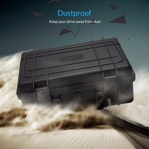 Image 3 - Orico 3.5 Inch 20 Bay Hdd Harde Schijf Externe Protection Storage Case Box Portable Multi Bay Water \ Stof \ shock Proof