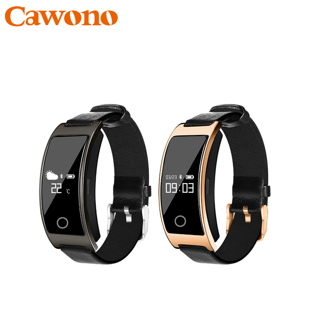 Ck11 Heart Rate Monitor Smart Wristband Watch Cicret Bracelet