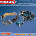Бесплатная Доставка Octoplus Box для Samsung для LG + JTAG Активации с Optimus Набор Кабелей (27 шт.)