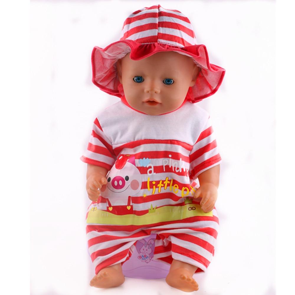 14Style-Choose-1Leisure-Sports-Doll-Clothes-Wear-fit-43cm-Baby-Born-zapf-DollChildren-best-Birthday-Gift-5