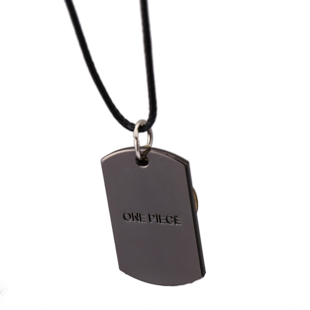 ONE PIECE Necklace Lufy Hat Pendant friendship Gift hot Anime Jewelry Accessories YS11973