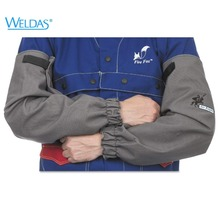 Arc Knight 38-4319 Flame Retardant Welder Fire FR Cotton Welding Sleeves