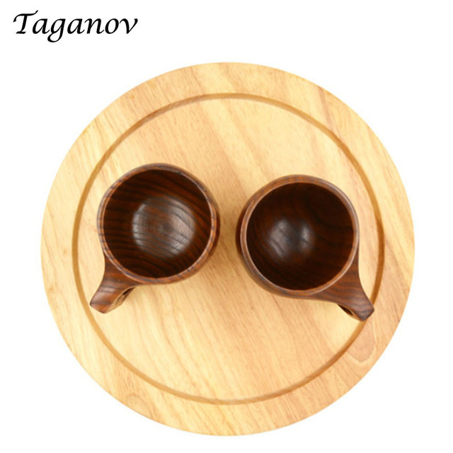 10 Pcs / Lot Japanese natural Solid wood pizza food tea Dishes 12 inch Rubber wood  sc 1 st  AliExpress.com & 10 Pcs / Lot Japanese natural Solid wood pizza food tea Dishes 12 ...