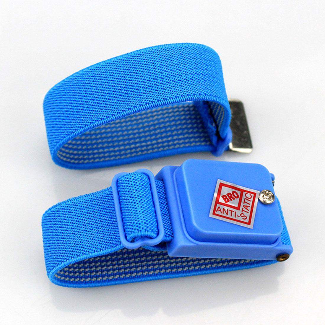 Hot ESD Anti Static Cordless Wrist Strap Elastic Band For Sensitive Electronics Repair Tools