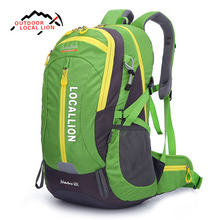 LOCAL LION 40L Ultralight Waterproof Polyester Breathable Anti – skid Hiking Climbing Mountaineering Backpack Sport Outdoor Bags