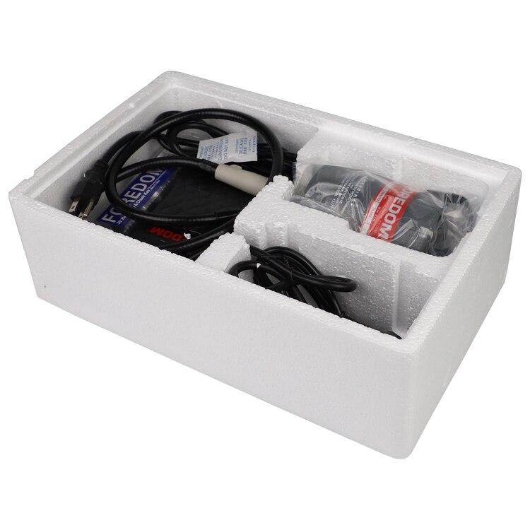 Livraison gratuite nouveau à 220V Foredom Flex arbre moteur et orfèvre polissage moteur bijoux outils et équipement - 5