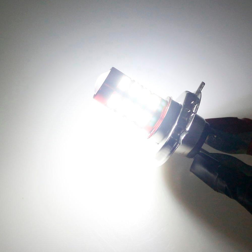 DARKEY LED H4 H7 H11 H8 H9 DRL Tågelygter LED 9005 9006 H10 H16 - Billygter - Foto 6