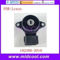 새로운 스로틀 위치 센서 tps oem 192300-2010 1923002010 for lexus