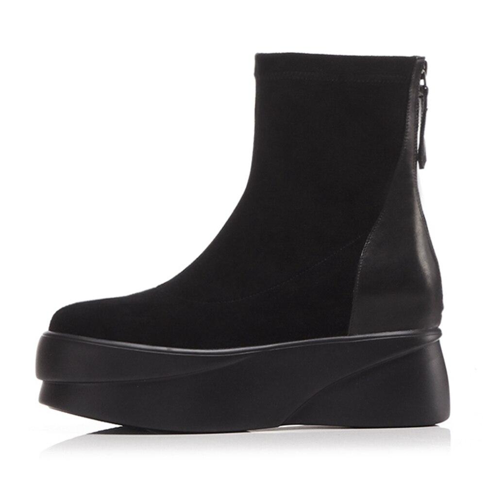 Piccoli Stivali E Sopra Lei scarpe 39 34 taglia doratasia con alla zip nero crescenti up
