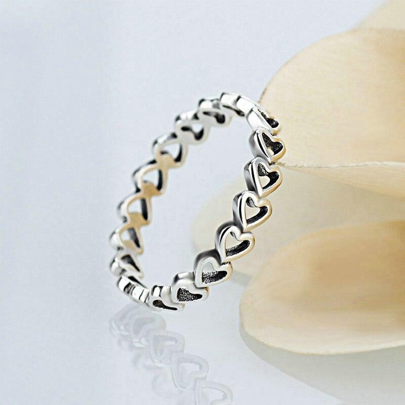 Octbyna Горячая Корона и в форме сердца стильные брендовые кольца для женщин вечерние кольца на палец для женщин очаровательные подарочные украшения Прямая поставка - Цвет основного камня: A2