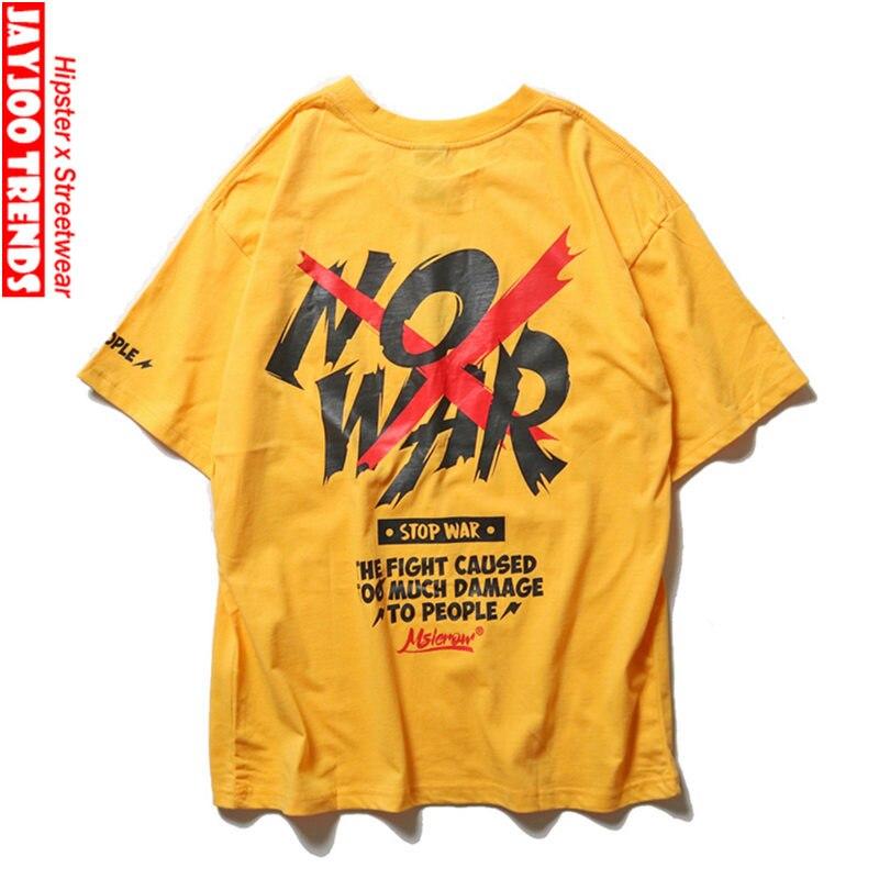 T-shirts drôles décontracté décontractés pour hommes Harajauku Streetwear coton T-shirts noirs hauts Graffiti T-shirts d'extérieur Skateboard vêtements pour hommes