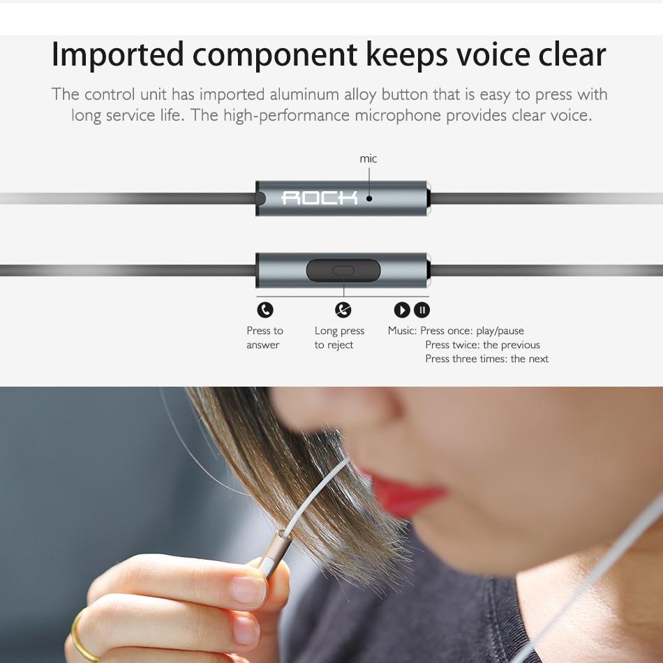 ÞFree ShipROCK Stereo Earphone Earbuds Ear-Zircon Hot-Sale Samsung Luxury for 6 6S 5/5s/Se/.. ofØ
