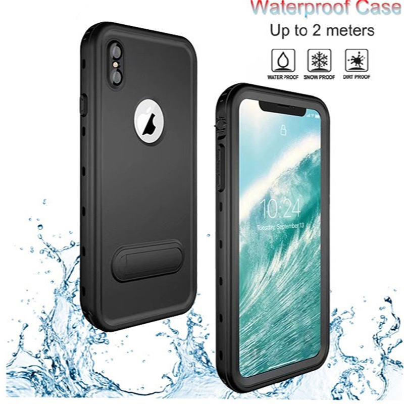 Snowproof Case for IPHONE XS MAX XR X IP68 Waterproof Cases Dirt Shock Proof for Samsung Note 9 S8 S9 Plus Underwater Snow CoverSnowproof Case for IPHONE XS MAX XR X IP68 Waterproof Cases Dirt Shock Proof for Samsung Note 9 S8 S9 Plus Underwater Snow Cover